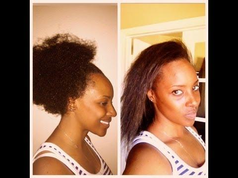 Zelo Hair Straightening Keratin On African American Hair