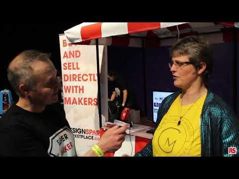 When Pete Wood Met Dr Lucy Rogers: Maker Faire UK 2018