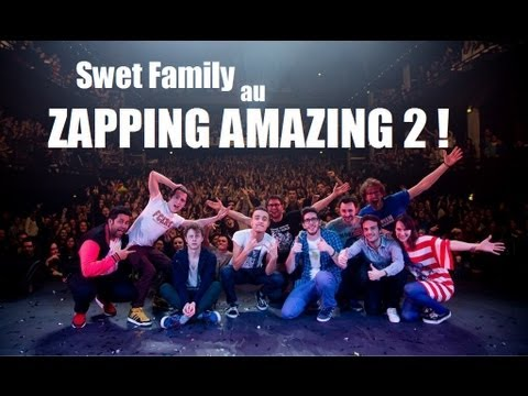 Le Zapping Amazing 2 : les stars du net streaming dans Films hqdefault
