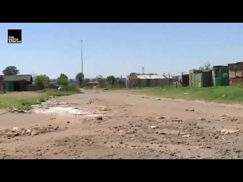 WATCH: Gauteng's monster pothole a danger to it's society