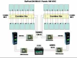 How to use higher voltage solar panels for OFF GRID 12v, 24, & 48v battery banksmp4  YouTube