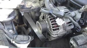 How to change alternator Toyota Corolla VVTi engineYears