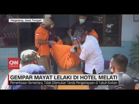 Gempar Mayat Lelaki di Hotel Melati