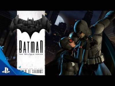 Batman  The Telltale Series Game   PS4   PlayStation Batman  The Telltale Series Trailer
