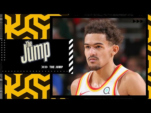 Does Trae Young represent a changing of the guard in the NBA? | The Jump