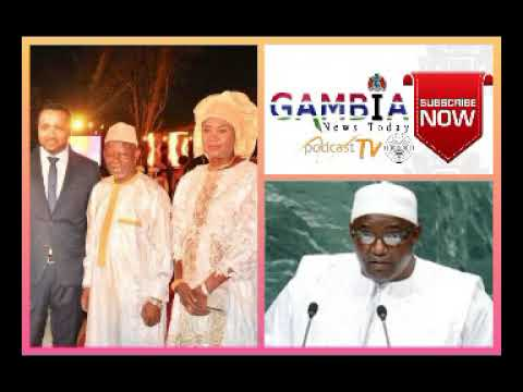 GAMBIA NEWS TODAY 27TH APRIL
