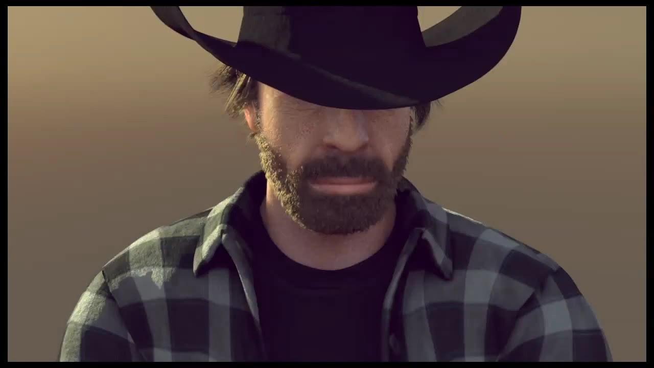Epic Chuck Norris Greetings