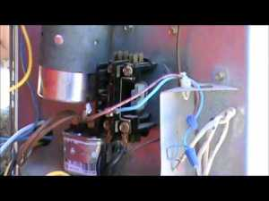Fix Your Own AC  How to Change a Contactor  YouTube