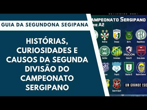 Histórias, curiosidades e causos da segunda Divisão do Campeonato Sergipano