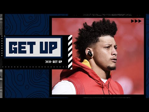 Bart Scott says a 'lack of trust' is leading to Patrick Mahomes' turnover   Get Up