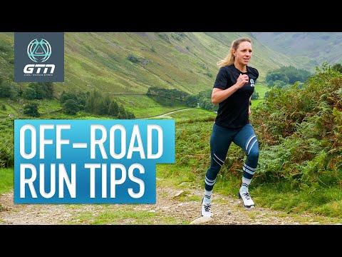 6 Off-Road Run Skills To Master   Trail Running Tips
