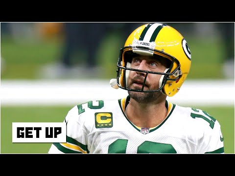 Can Aaron Rodgers be convinced to stay with the Green Bay Packers?   Get Up