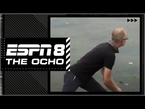 Rock river stone skipping championship | ESPN8: The Ocho