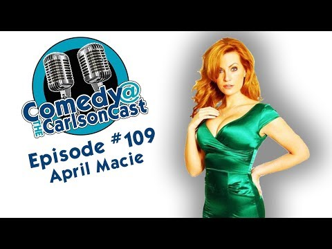 Episode #109 April Macie