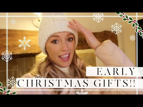 MY EARLY CHRISTMAS GIFTS FROM CHARLIE + THE BUILDERS ARE BACK! // Vlogmas Day 8 // Fashion Mumblr