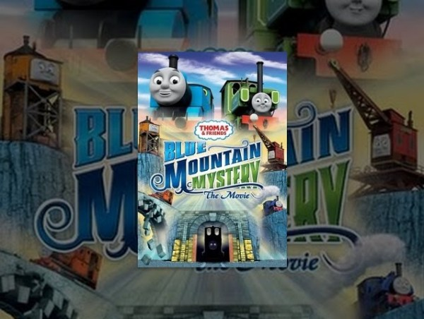 Thomas & Friends Blue Mountain Mystery