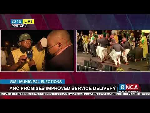 Ramaphosa: People want a renewed ANC