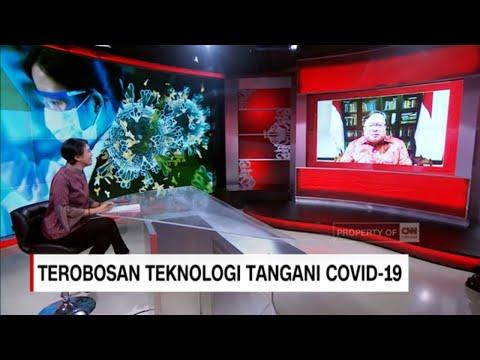 Terobosan Teknologi Tangani Covid-19