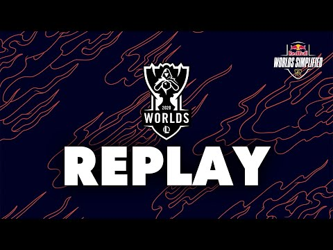 The Newcomer's Stream: League of Legends Worlds 2020 Finals   Red Bull Worlds Simplified