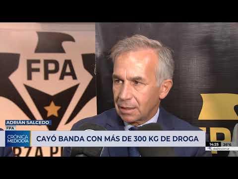 Incautan 300 kilos de marihuana en operativo de la FPA: seis detenidos