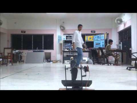 Kinect Sentry Gun Video 2 Of 2