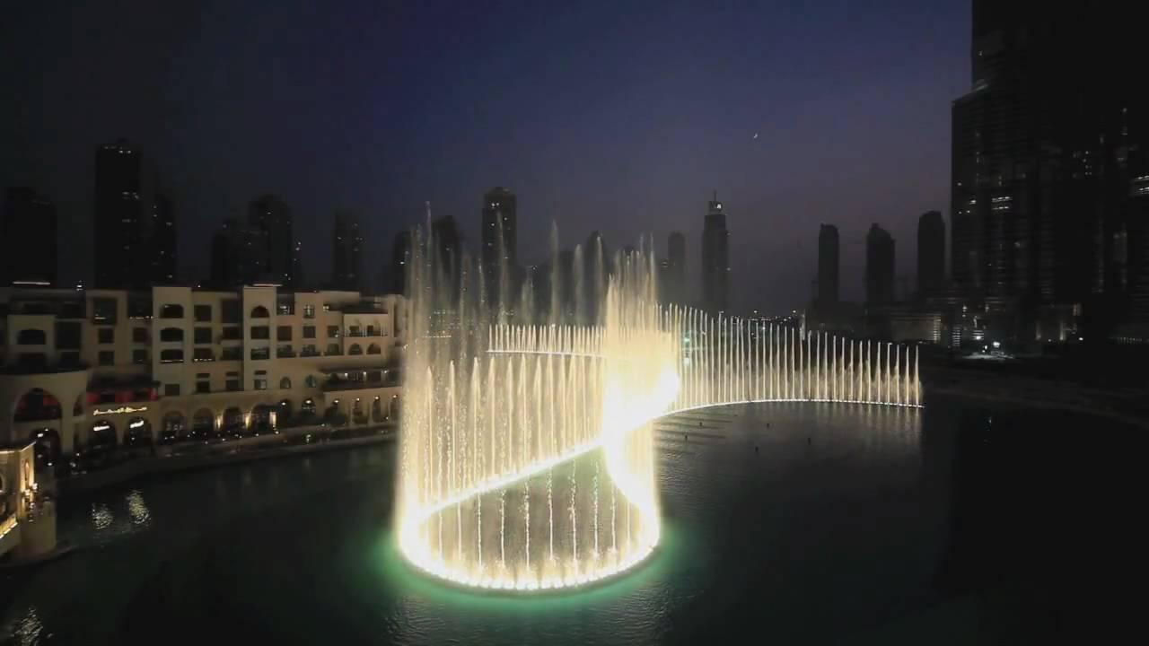 Aguas Danzantes Dubai Hd Youtube