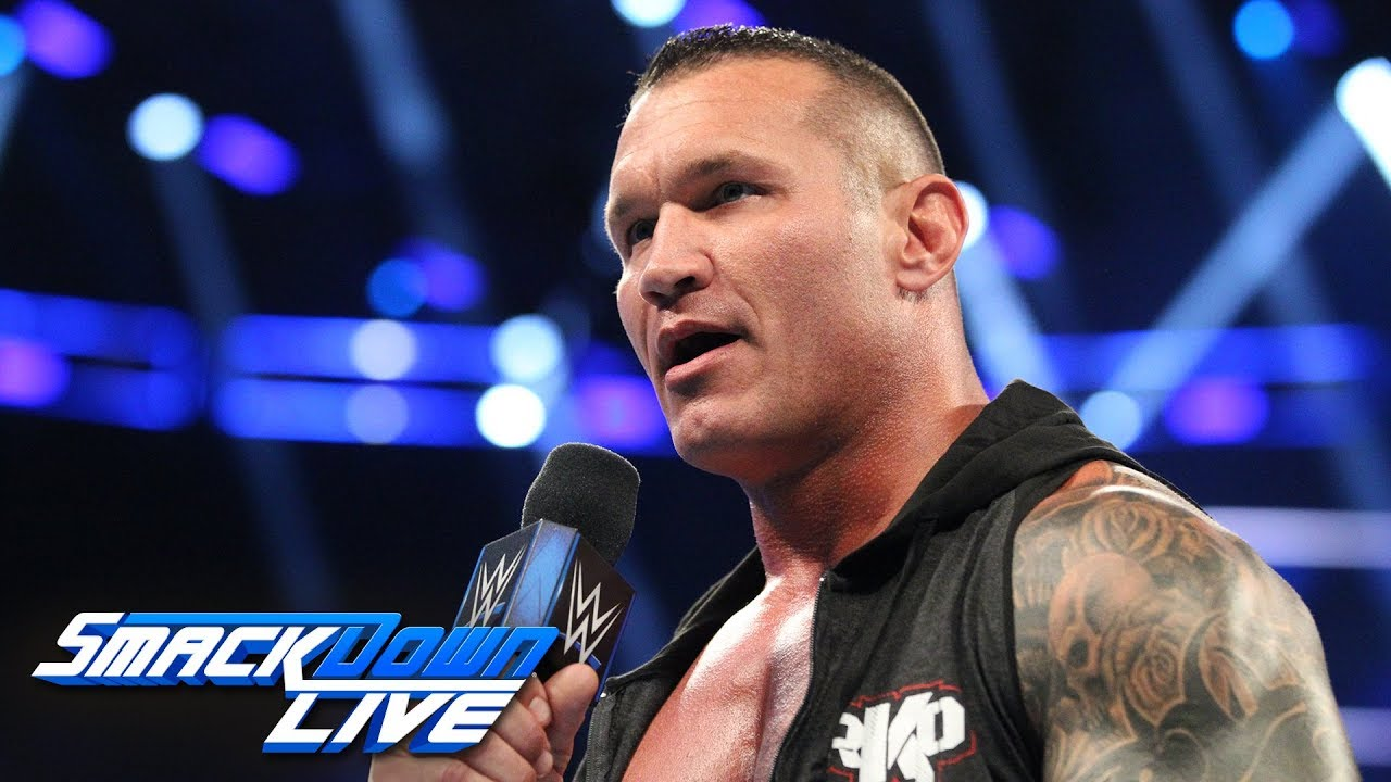 Image result for Bully Ray Gives His Thoughts On Randy Orton's SmackDown Live Promo