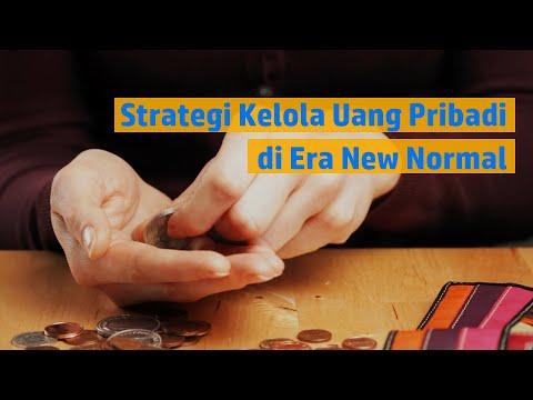 Strategi Kelola Uang Pribadi di Era New Normal