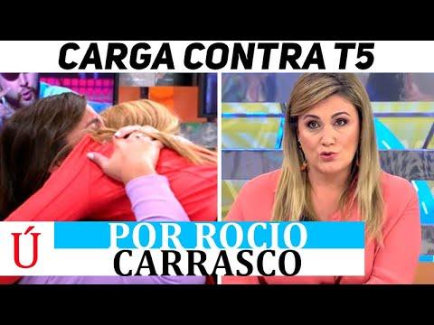 ¡Falsa! La colaboradora que humilla a Carlota Corredera y Telecinco por Rocío Carrasco