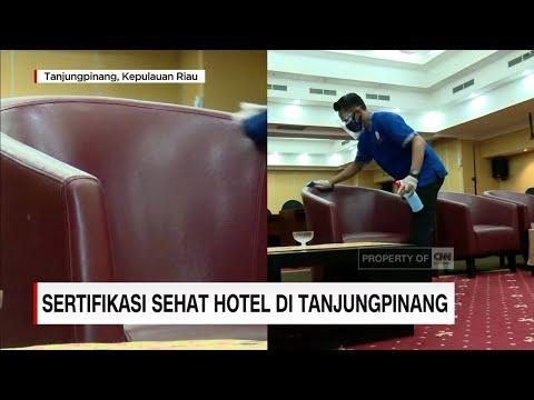 Sertifikasi Sehat Hotel di Tanjungpinang