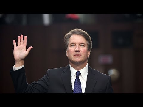 FBI DONE WITH BRETT KAVANAUGH PROBE TOMORROW. GOP VOTES THIS WEEK FOR NOMINATION