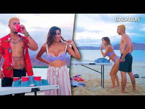 Beer Pong Extremo De prendas | Con YouTubers