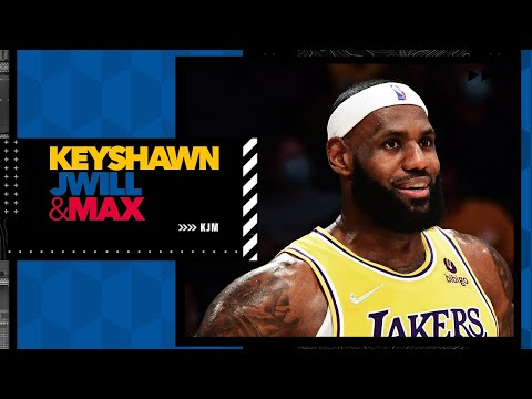 Discussing LeBron's chances to lead the Lakers to another NBA championship | Keyshawn, JWill & Max