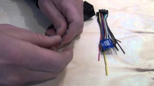 WIRING HARNESS ADAPTER FOR INSTALLATION OF AFTERMARKET STEREO  YouTube