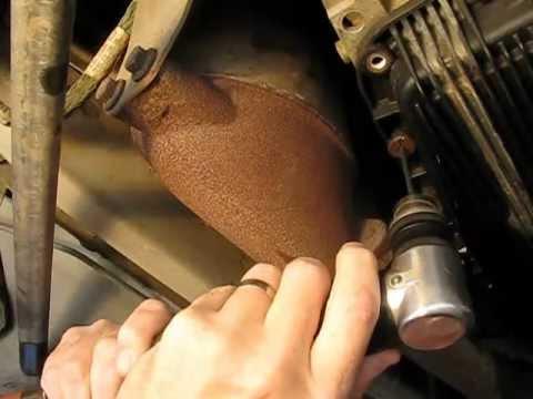 Jaguar Xk8 Transmission Fluid Pan Change