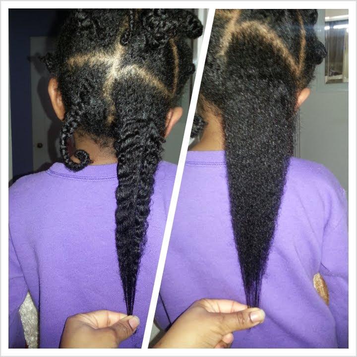 My Toddler Daughter Natural Hair Care Regimen YouTube