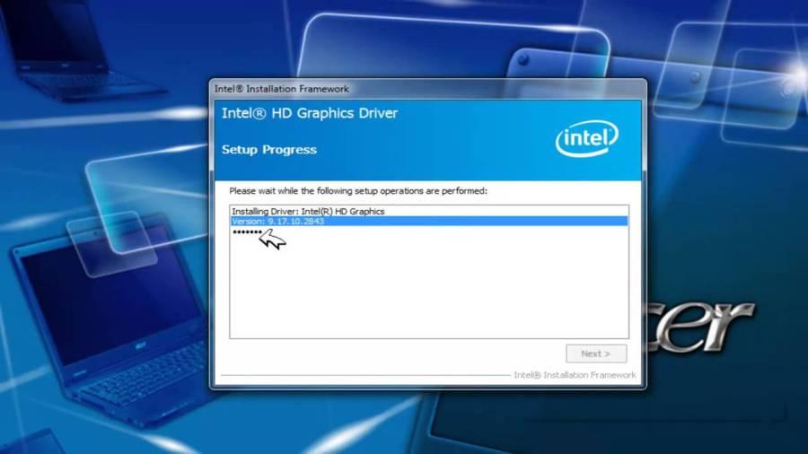 تعريف كرت الشاشة والانترنت لجهاز Dell من الموقع الرسمي