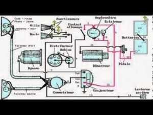 schema électrique autoradio  YouTube