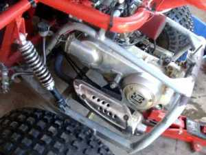 gy6 150cc variatorclutch how to  YouTube