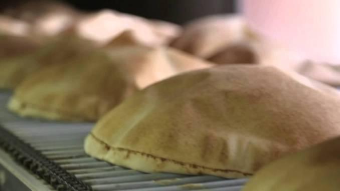 Lebanese Bread: How It's Made? - YouTube