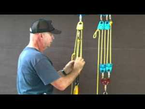 Rope and Pulley Systems: Segment 6  The Block and Tackle
