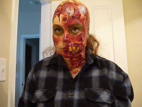American Horror Story inspired Bloody Face/Serial Killer -makeup ...