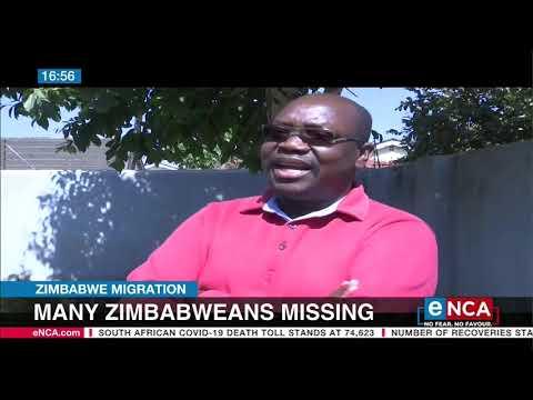 Zimbabwe Migration   Many Zimbabweans missing