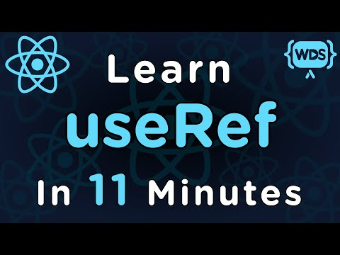 Learn useRef in 11 Minutes