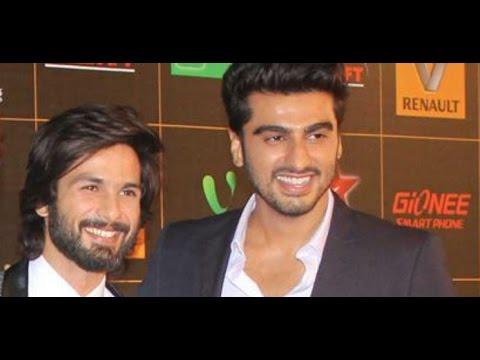 Arjun Comments On Shahid's Diet Advice | Bollywood News