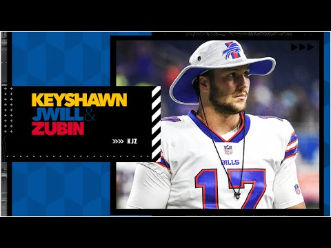 Keyshawn Johnson ranks the NFL's top 13 quarterbacks   KJZ