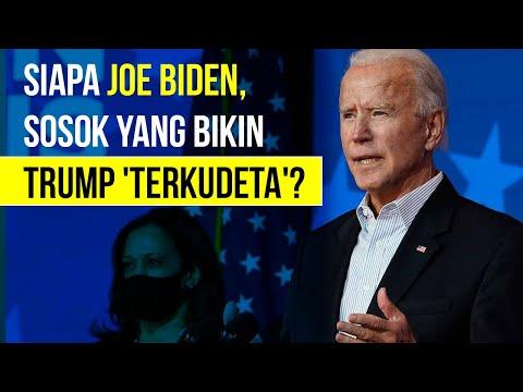 Siapa Joe Biden, Sosok yang Bikin Trump 'Terkudeta'?