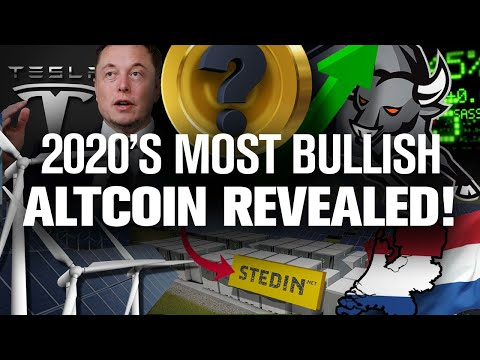 The #1 ALTCOIN for 2020!? BREAKING New Research!!