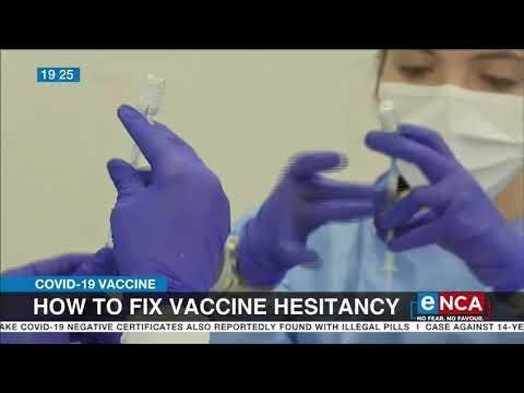 How to fix vaccine hesitancy