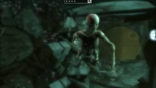 Floating Skeleton